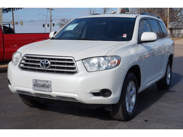 Toyota Highlander 2.7 2009 photo - 3