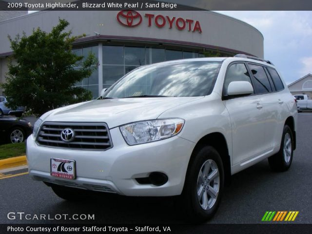 Toyota Highlander 2.7 2009 photo - 5