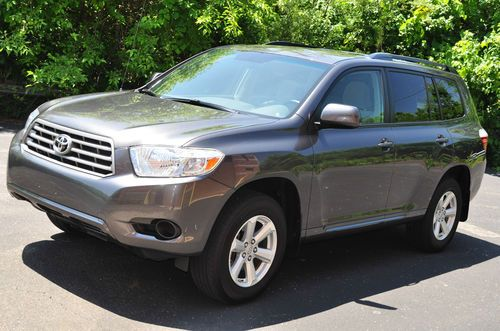 Toyota Highlander 2.7 2009 photo - 9