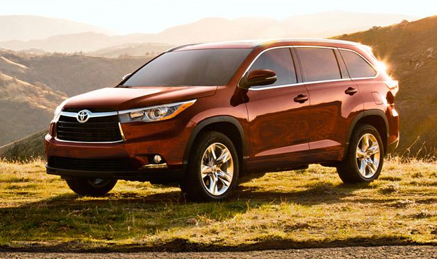 Toyota Highlander 2.7 2014 photo - 1