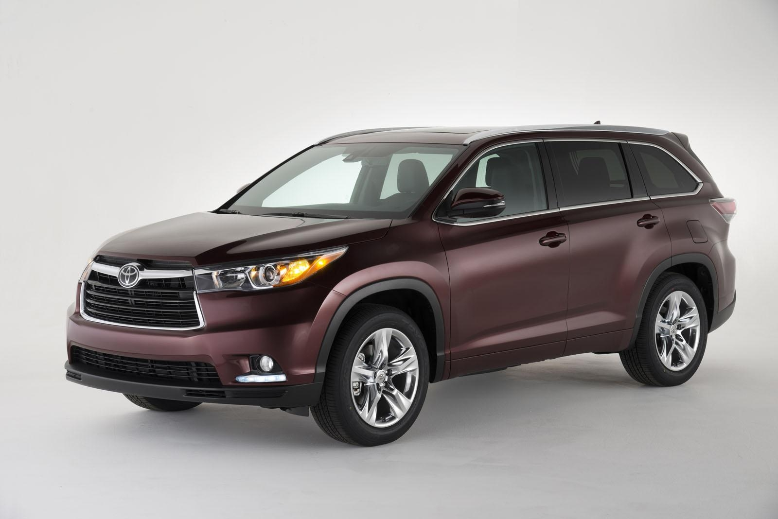 Toyota Highlander 2.7 2014 photo - 2