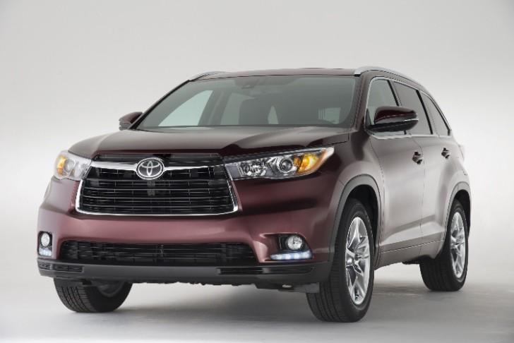 Toyota Highlander 2.7 2014 photo - 3