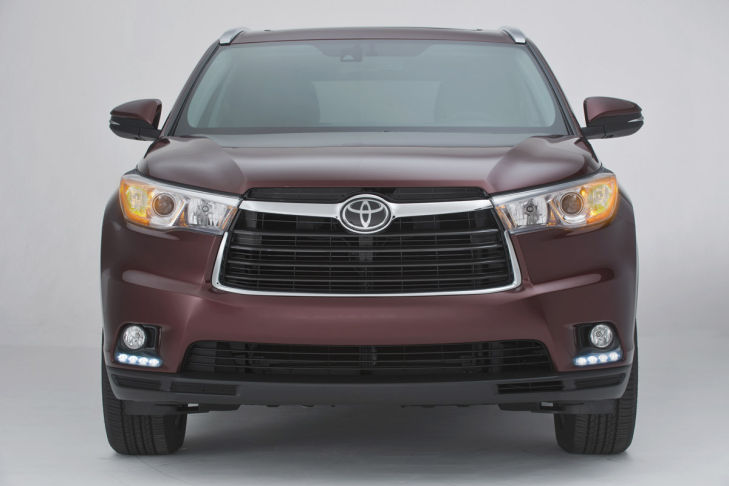Toyota Highlander 2.7 2014 photo - 4