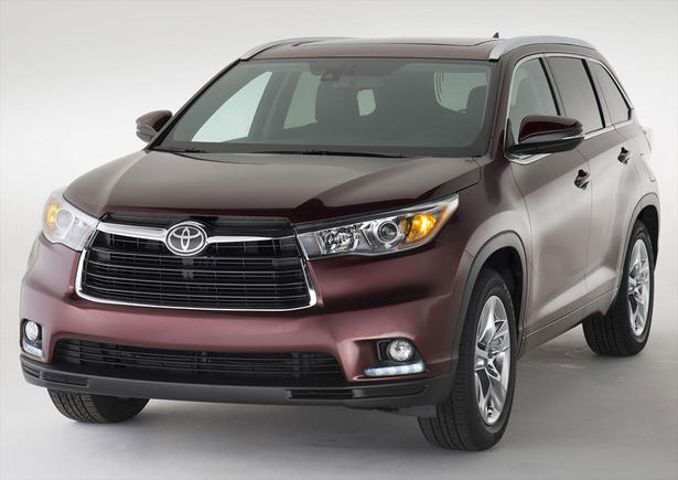 Toyota Highlander 2.7 2014 photo - 5