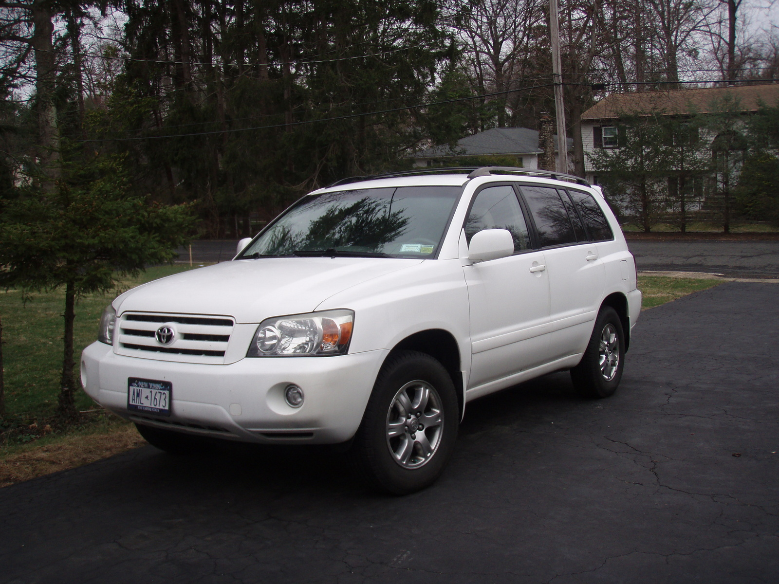 Toyota Highlander 3.3 2005 photo - 4
