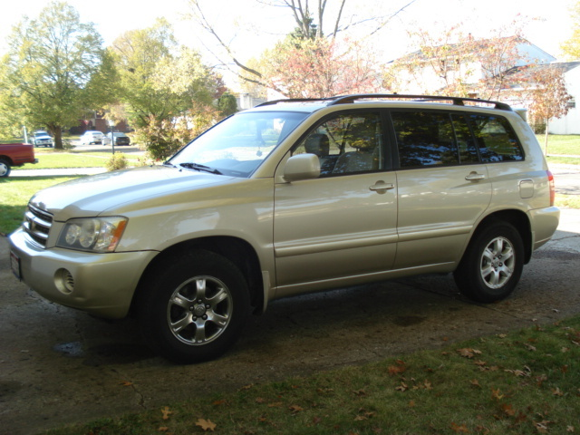 Toyota Highlander 3.3 2005 photo - 5