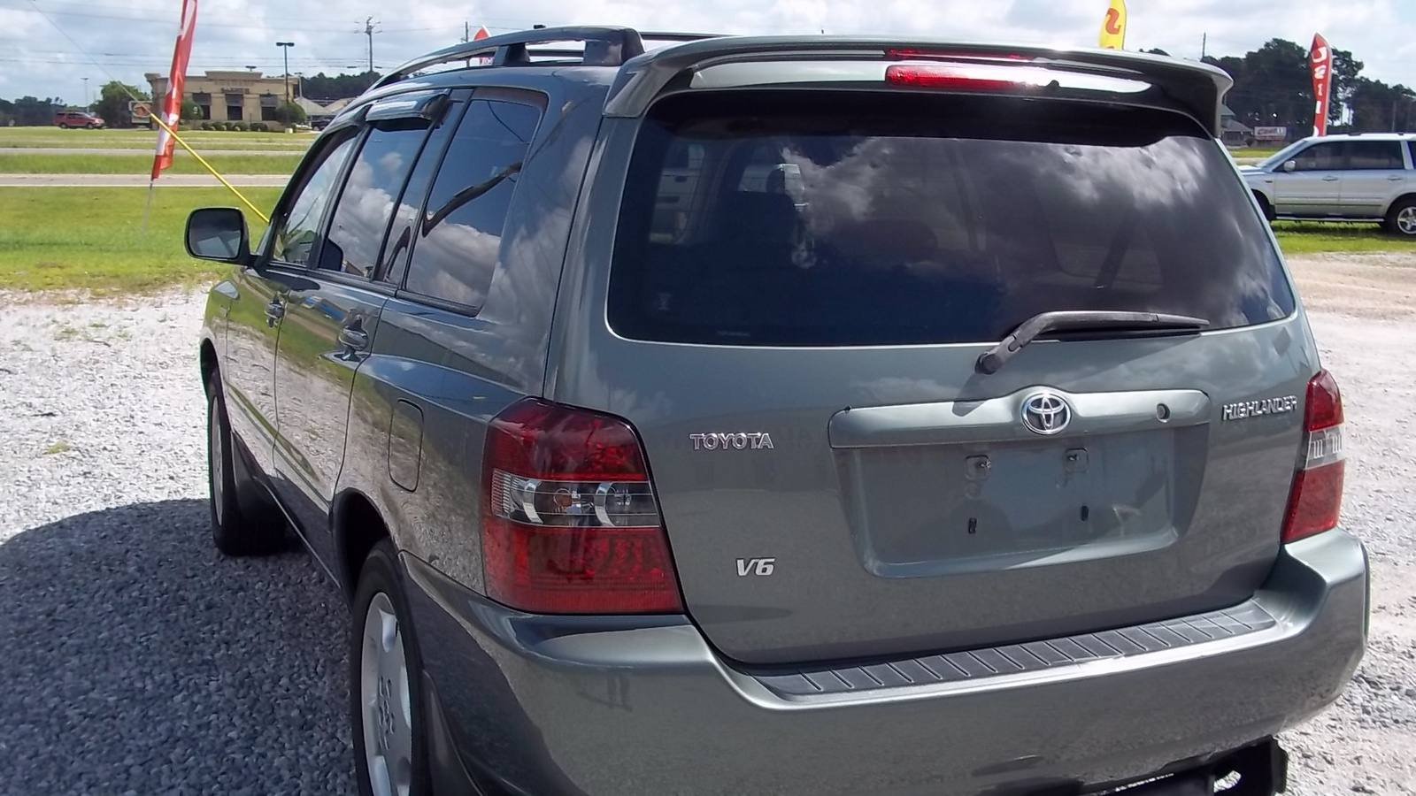 Toyota Highlander 3.3 2005 photo - 6