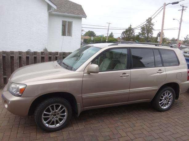 Toyota Highlander 3.3 2005 photo - 7