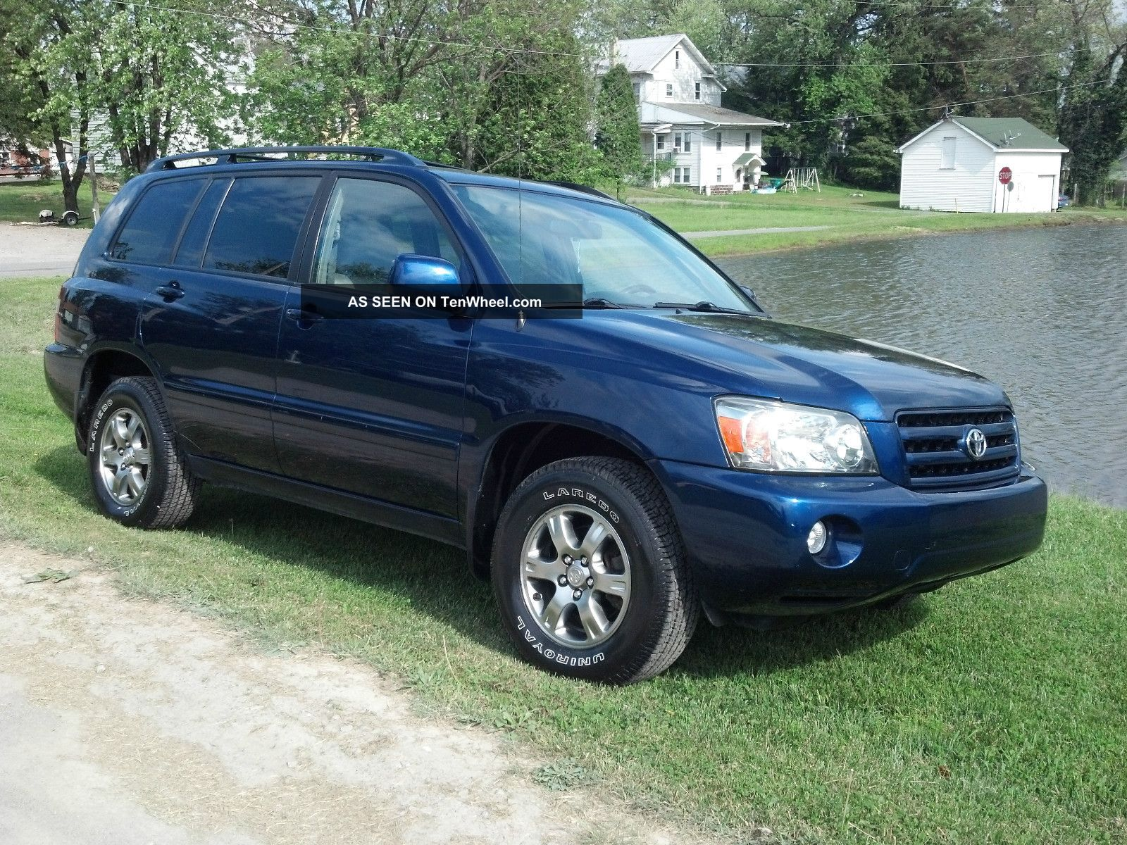 Toyota Highlander 3.3 2005 photo - 8