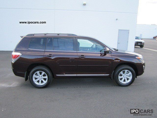 Toyota Highlander 3.5 2012 photo - 10