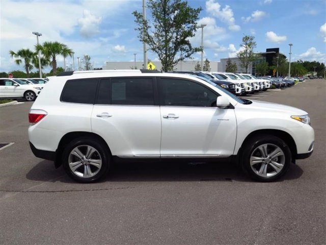 Toyota Highlander 3.5 2012 photo - 12