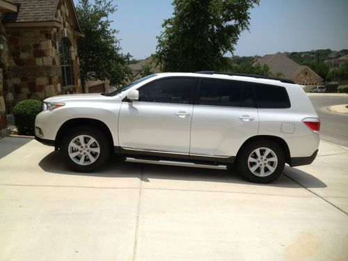 Toyota Highlander 3.5 2012 photo - 4