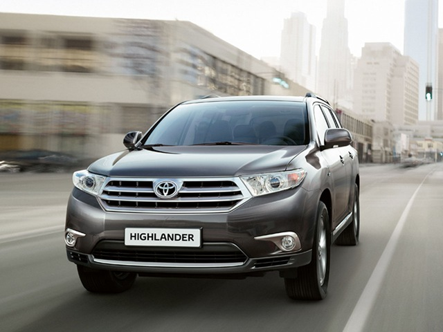 Toyota Highlander 3.5 2012 photo - 5