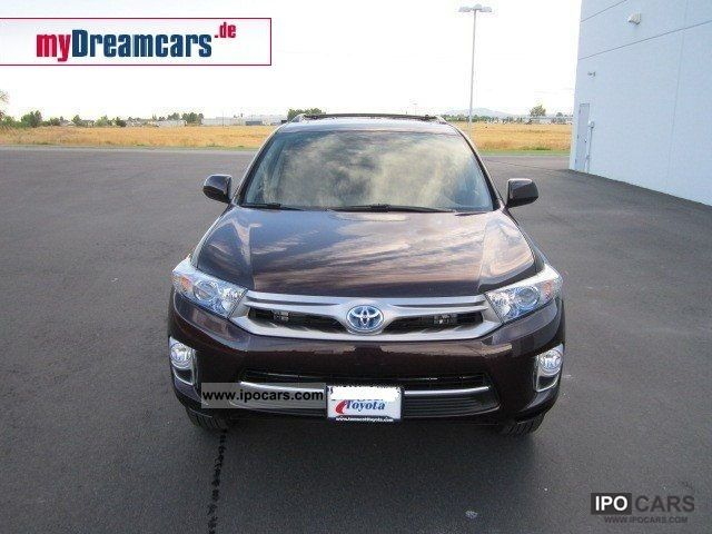 Toyota Highlander 3.5 2012 photo - 6