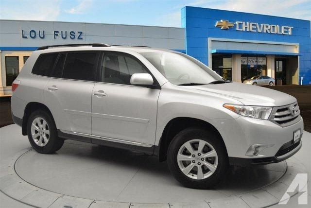 Toyota Highlander 3.5 2012 photo - 9