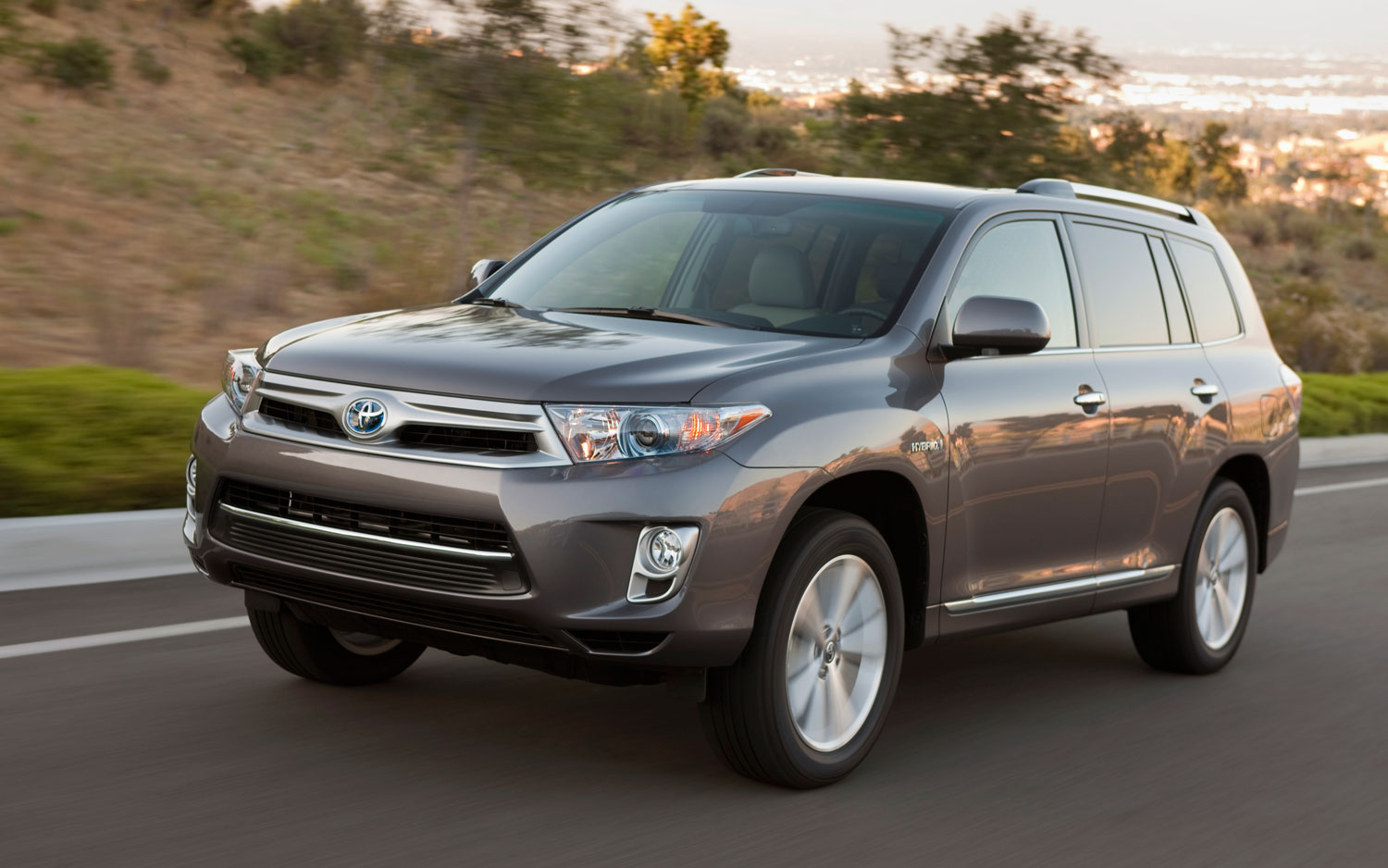Toyota Highlander 3.5 2013 photo - 1
