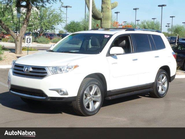 Toyota Highlander 3.5 2013 photo - 10