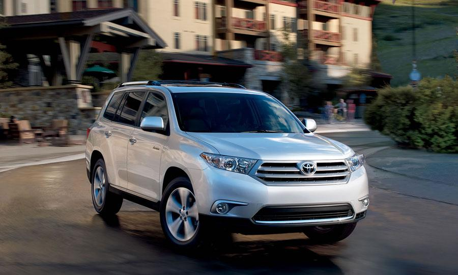 Toyota Highlander 3.5 2013 photo - 11