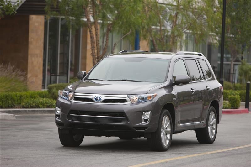 Toyota Highlander 3.5 2013 photo - 12