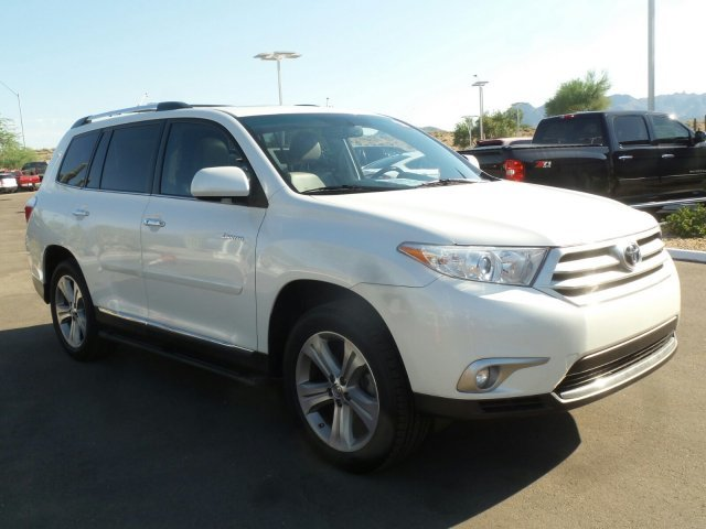 Toyota Highlander 3.5 2013 photo - 2