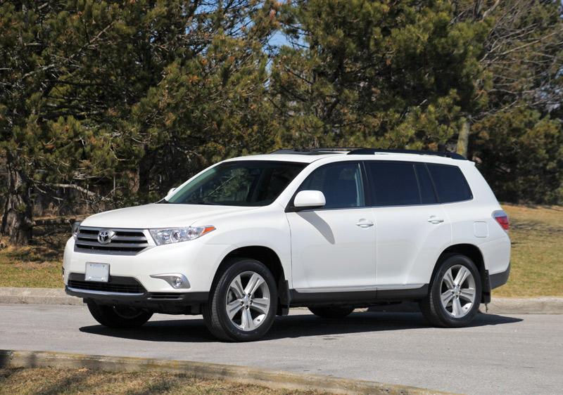Toyota Highlander 3.5 2013 photo - 4