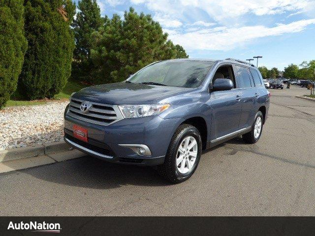 Toyota Highlander 3.5 2013 photo - 5