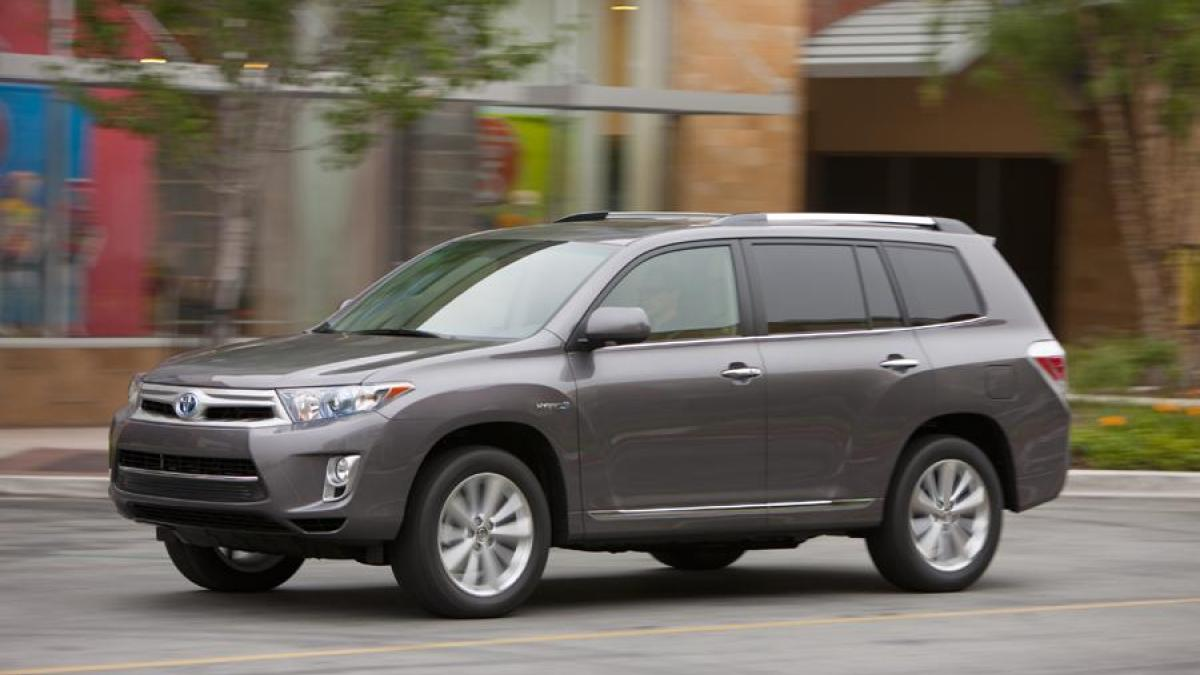 Toyota Highlander 3.5 2013 photo - 6
