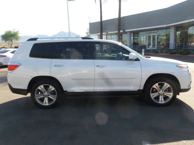 Toyota Highlander 3.5 2013 photo - 7