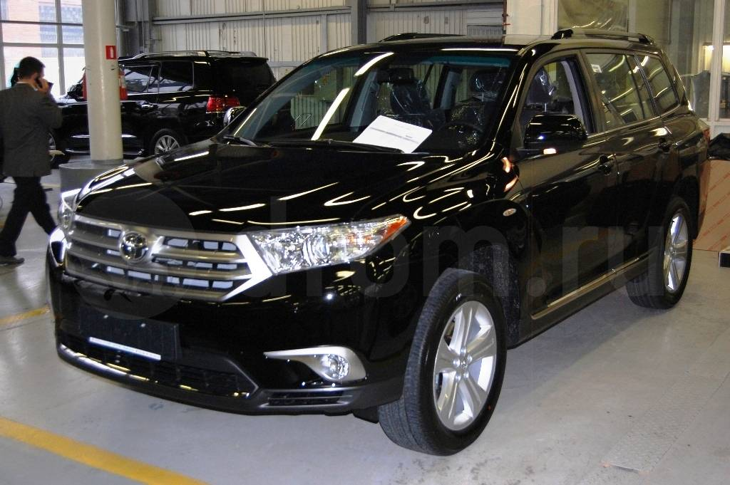 Toyota Highlander 3.5 2013 photo - 8