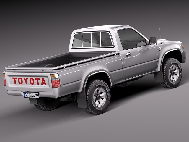 Toyota Hilux 2.0 1996 photo - 12