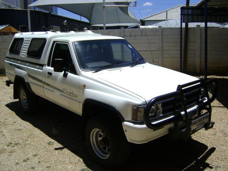 Toyota Hilux 2.0 1996 photo - 4