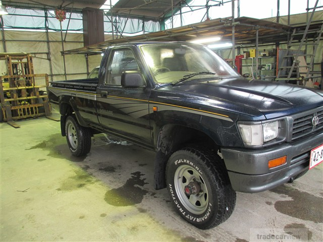 Toyota Hilux 2.0 1996 photo - 5
