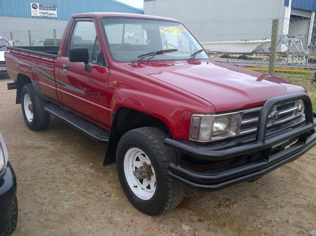 Toyota Hilux 2.0 1996 photo - 6