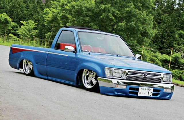 Toyota Hilux 2.0 1996 photo - 8