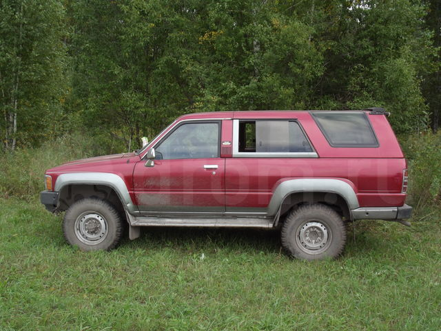 Toyota Hilux 2.4 1986 photo - 4