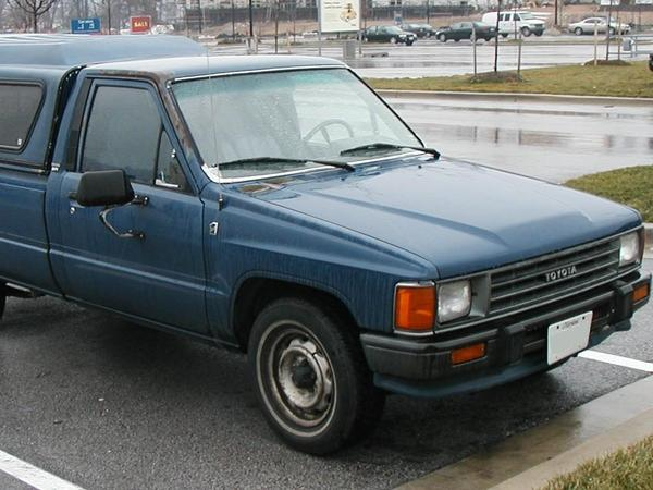 Toyota Hilux 2.4 1986 photo - 5