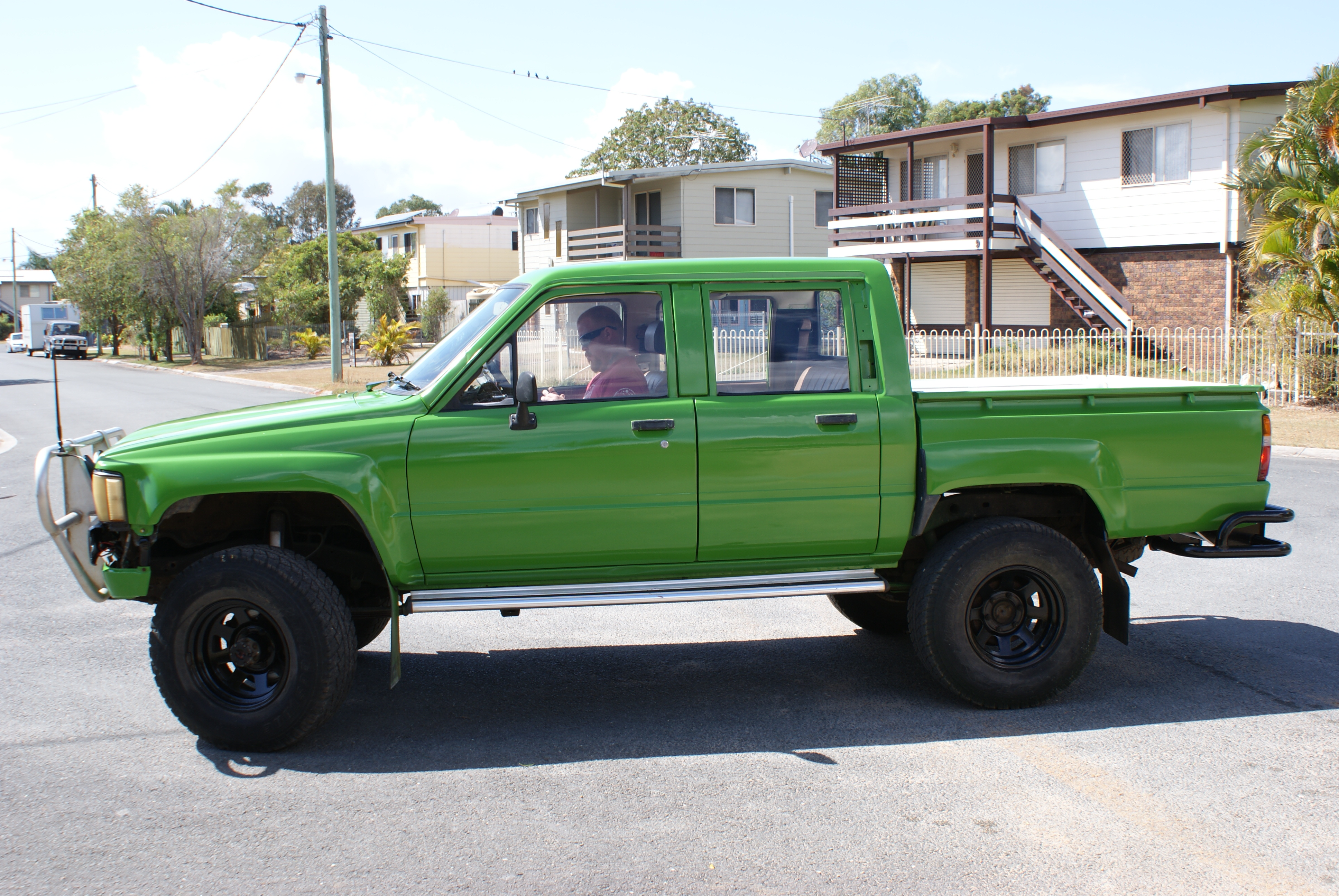 Toyota Hilux 2.4 1986 photo - 8
