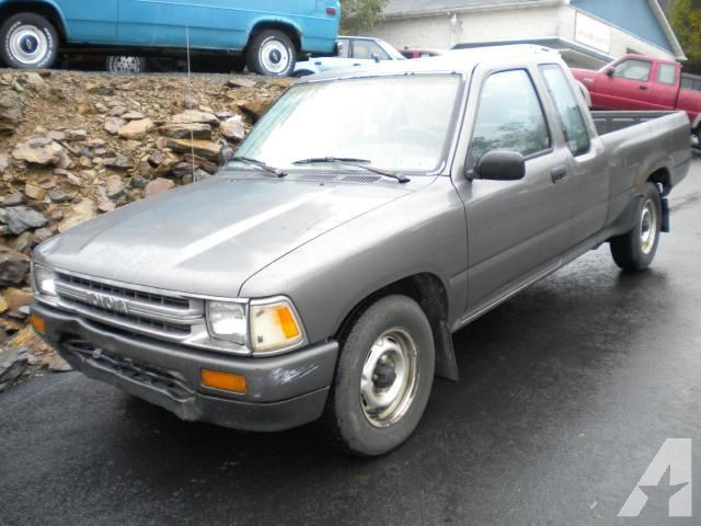 Toyota Hilux 2.4 1989 photo - 8
