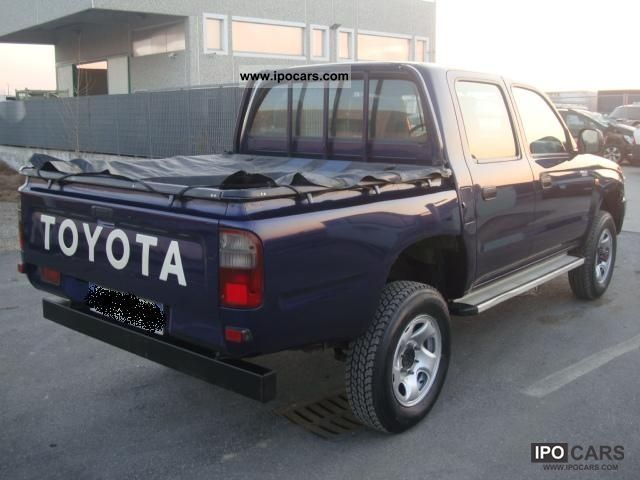 Toyota Hilux 2.4 1999 photo - 11