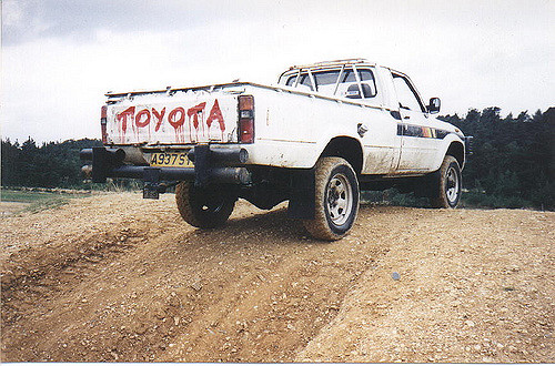 Toyota Hilux 2.5 1983 photo - 1