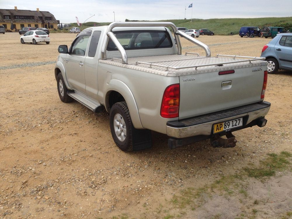 Toyota Hilux 2.5 1983 photo - 12