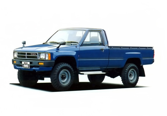 Toyota Hilux 2.5 1983 photo - 5