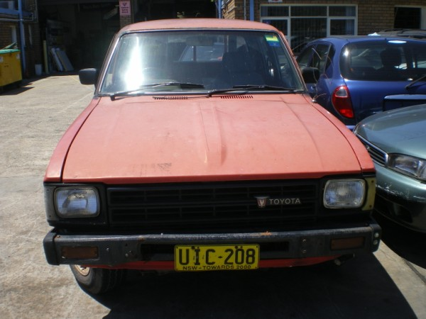 Toyota Hilux 2.5 1983 photo - 8