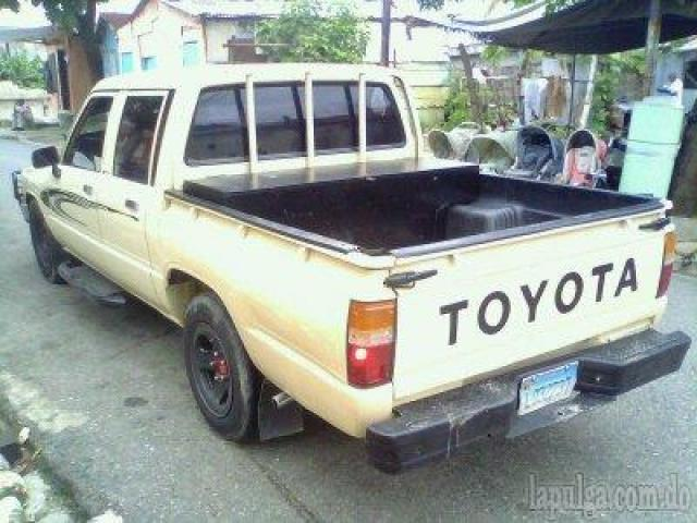 Toyota Hilux 2.5 1988 photo - 12