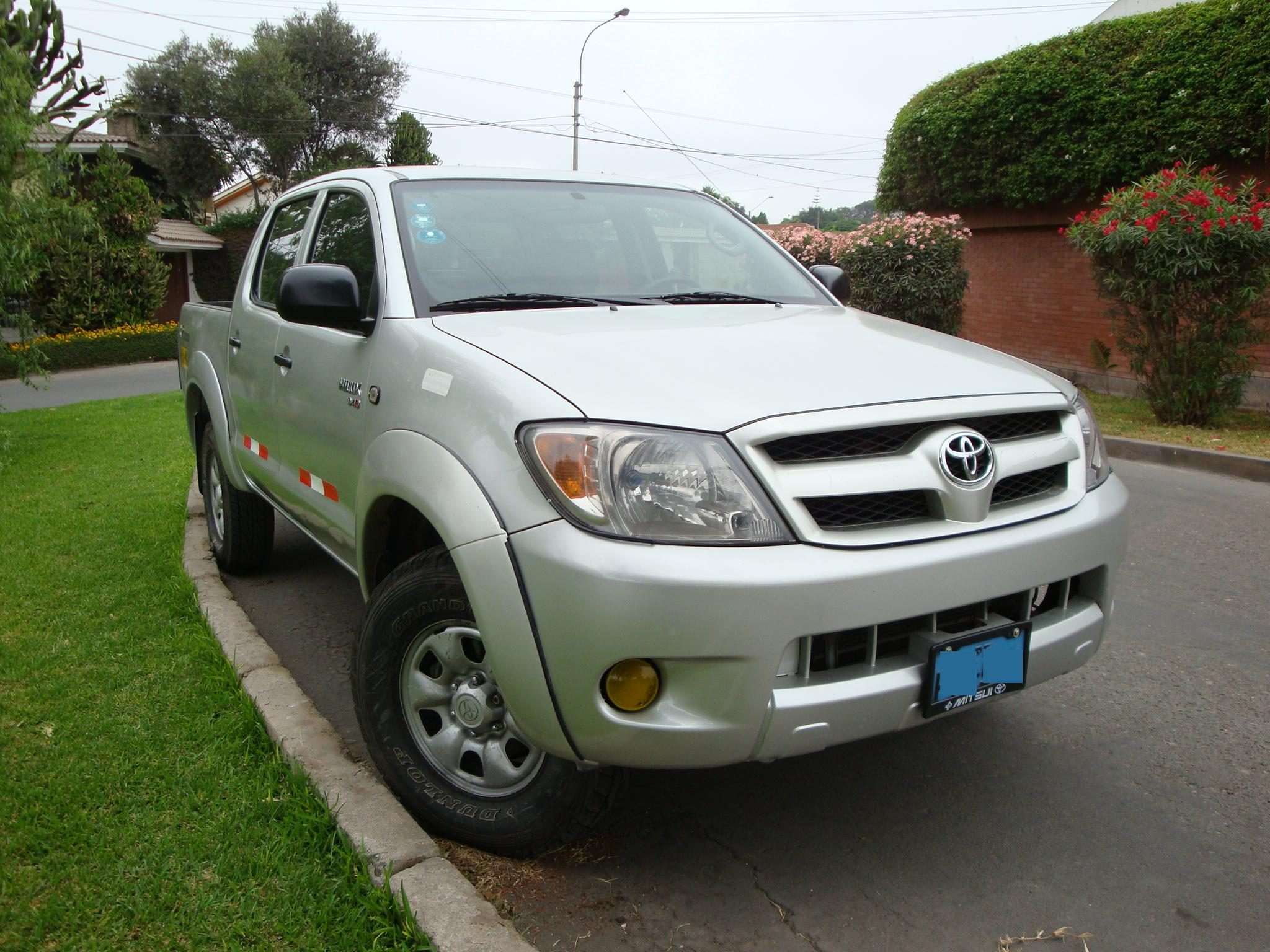 Toyota Hilux 2.5 2006 photo - 1