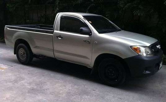 Toyota Hilux 2.5 2006 photo - 10