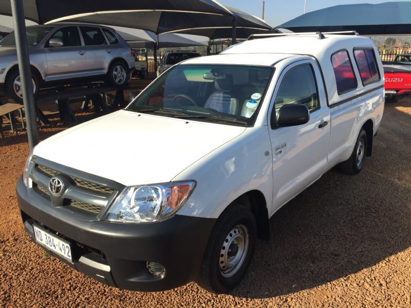 Toyota Hilux 2.5 2006 photo - 11