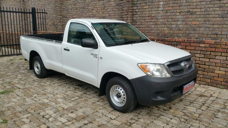 Toyota Hilux 2.5 2006 photo - 12