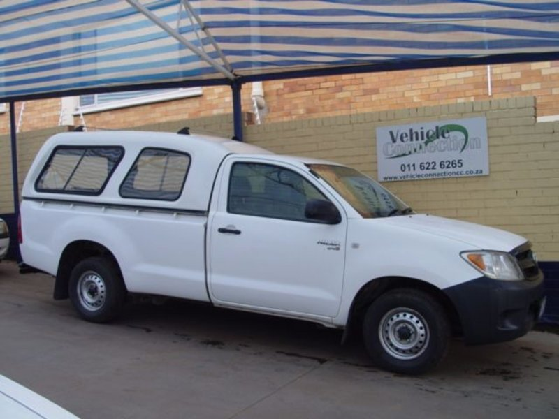Toyota Hilux 2.5 2006 photo - 3