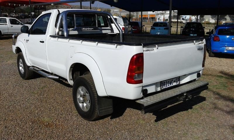 Toyota Hilux 2.5 2006 photo - 4